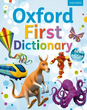 (N).OXFORD VERY FIRST DICTIONARY.(IMPORTACION)