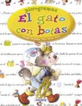 EL GATO CON BOTAS. PICTOGRAMAS