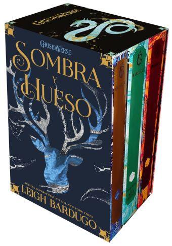 ESTUCHE ESPECIAL TRILOGIA SOMBRA Y HUESO