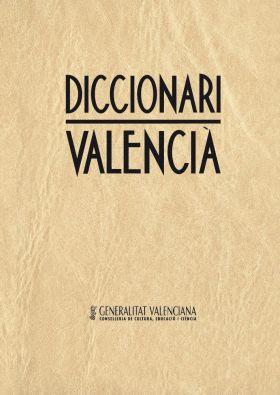 DICCIONARI VALENCIANO