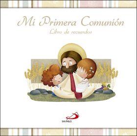 MI PRIMERA COMUNION.LIBRO DE RECUERDOS