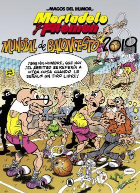 MORTADELO Y FILEMON: MUNDIAL DE BALONCESTO 2019