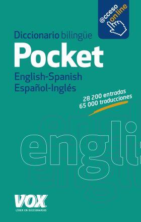DICCIONARIO POCKET ENGLISH-SPANISH / ESPAÑOL-INGLE