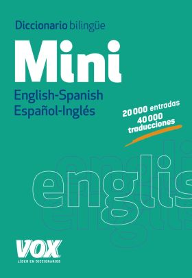 DICCIONARIO MINI ENGLISH-SPANISH / ESPAÑOL-INGLES