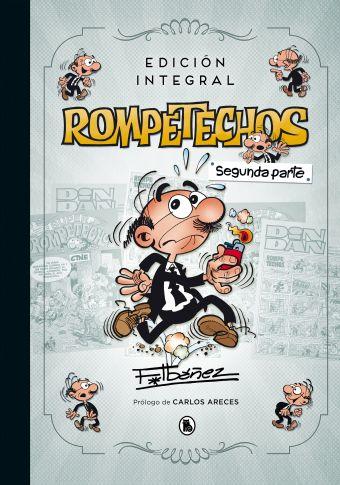 ROMPETECHOS (EDICION INTEGRAL: SEGUNDA PARTE)
