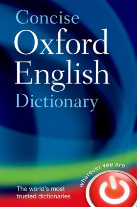 CONCISE OXFORD ENGLISH DICTIONARY 12TH ED