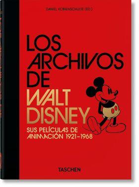 LOS ARCHIVOS DE WALT DISNEY: SUS PELÍCULAS DE ANIMACIÓN