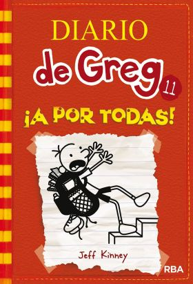 DIARIO DE GREG 11 A POR TODAS!