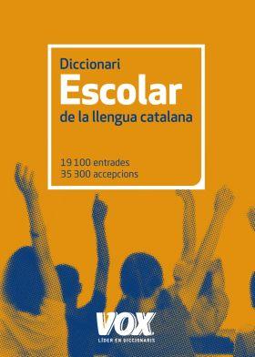 DICCIONARI ESCOLAR DE LA LLENGUA CATALANA