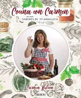 COCINA CON CARMEN . CARMEN LA MAMA DE MERY