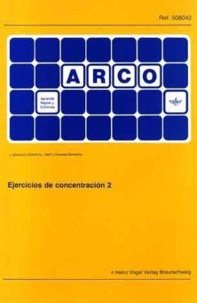 EJERCICIOS DE CONCENTRACION 2