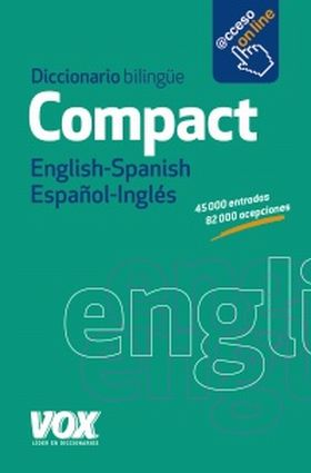 DICCIONARIO COMPACT ENGLISH-SPANISH / ESPAÑOL-INGL