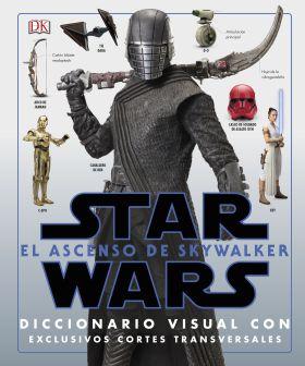 STAR WARS EL ASCENSO DE SKYWALKER DICCIONARIO VISU