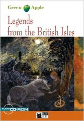 LEGENDS FROM THE BRITISH ISLES. BOOK + CD-ROM