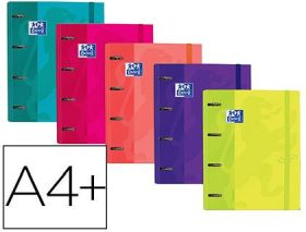 RINGBOOK OXF.TOUCH COLORES OXFORD (PAPELERIA)